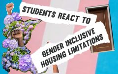 Students react to Gender Inclusive Housing limitations