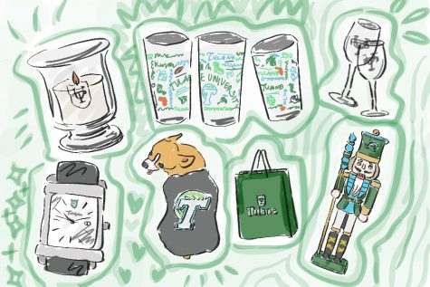 A list of must-haves from Tulane bookstore