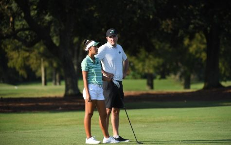 Following subpar spring season, women's golf team hopes new coach will help reverse tide