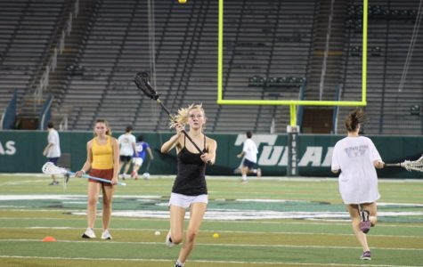 Women's club lacrosse begins fall practices, prepares for trip to Nashville