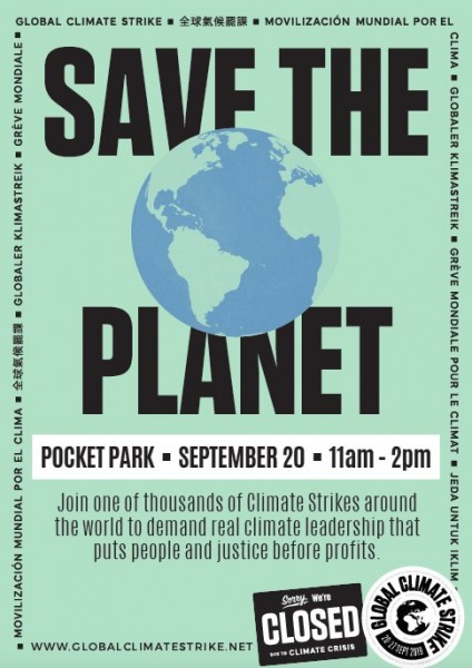 Tulane to take part in global climate strike