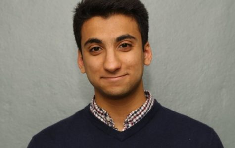 Ten quick questions at Tulane: Shahmeer Hashmat, cofounder of Tulane's premedical fraternity