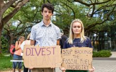 Tulane students, community members gather for global climate strike