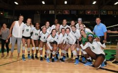 Volleyball crushes Southern Mississippi, looks to LSU match