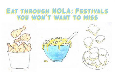 Eat through NOLA: festivals you won't want to miss