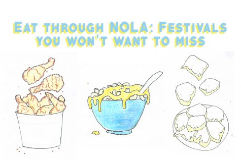 Eat through NOLA: festivals you won't want to miss
