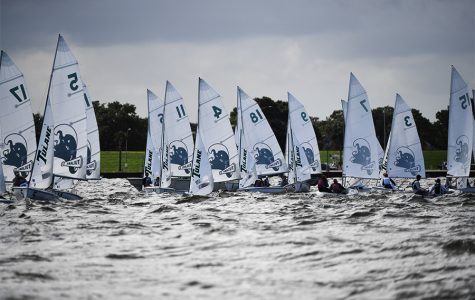 After losing its spring semi-final championship, wind changes for sailing team