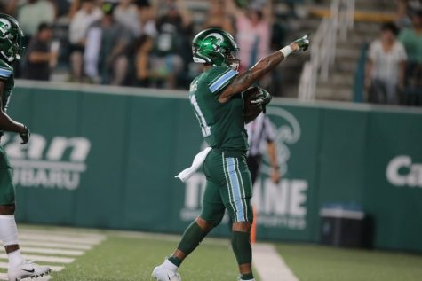 Memphis alone stands between Tulane and spot in AP top 25