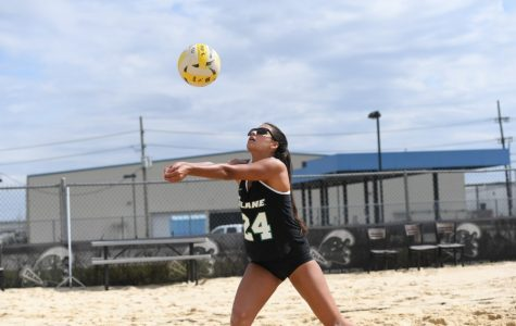 Tulane beach volleyball puts up solid performance at White Sands tournament