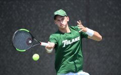 Tulane men's tennis hits court at competitions in Georgia, Alabama, Oklahoma