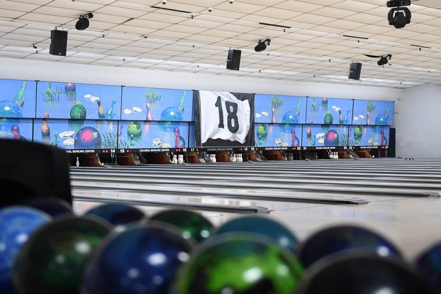 Tulane+bowling+team+participates+in+a+tournament