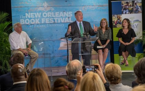 New Orleans Book Festival announces lineup of best-selling authors