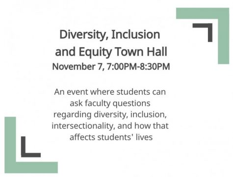 Upcoming USG Diversity town hall to address student concerns