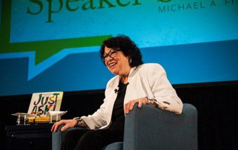 Supreme Court Justice Sonia Sotomayor headlines Presidential Speaker Series