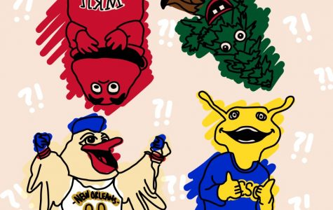 'Fear the trees!': The Hullabaloo's picks for weirdest mascots in sports