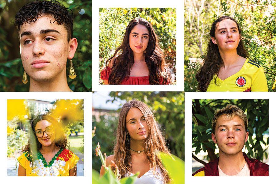 Front+page+graphic%3A+Luc%C3%ADa+Paternostro%2C+Nadia+Vargas%2C+Luisa+Cuellar%2C+Jimena+Padilla%2C+Meg+Garc%C3%ADa%2C+Justin+Olavarrieta+Hugger+%28from+top+left+to+right%29.+