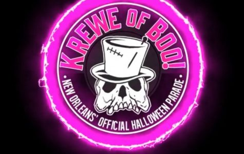 Krewe of Boo parade marks the beginning of New Orleans Halloween season