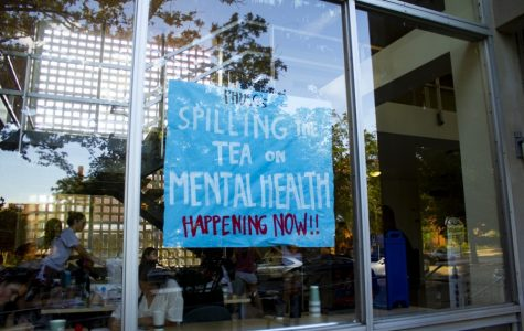'Spilling the tea on mental health': USG mental health awareness