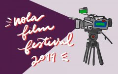 Looking forward to the New Orleans Film Festival's 30th year
