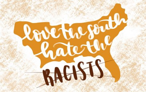 'I'm from the South' isn't an excuse to be racist