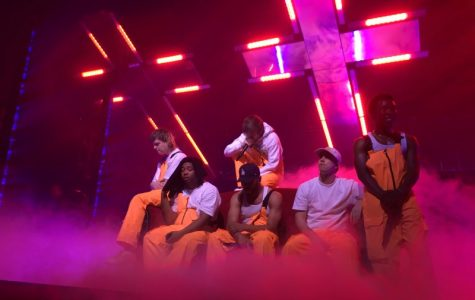 Brockhampton's heavenly performance amazes audience at the Fillmore