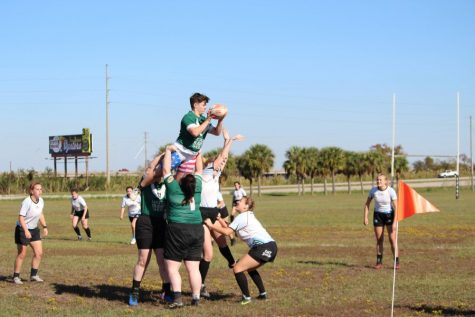 Women's club rugby puts fall season in rear-view mirror, sets eyes on spring hardware