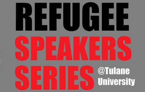 Tulane hosts Refugee Speaker Series