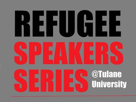 Tulane hosts Refugee Speaker Series