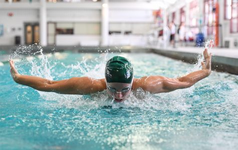 Women's swim and dive team looks ahead to U.S. Open Championships