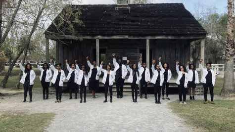 'Resilience is in our DNA': Tulane Medical students send international message at Whitney plantation