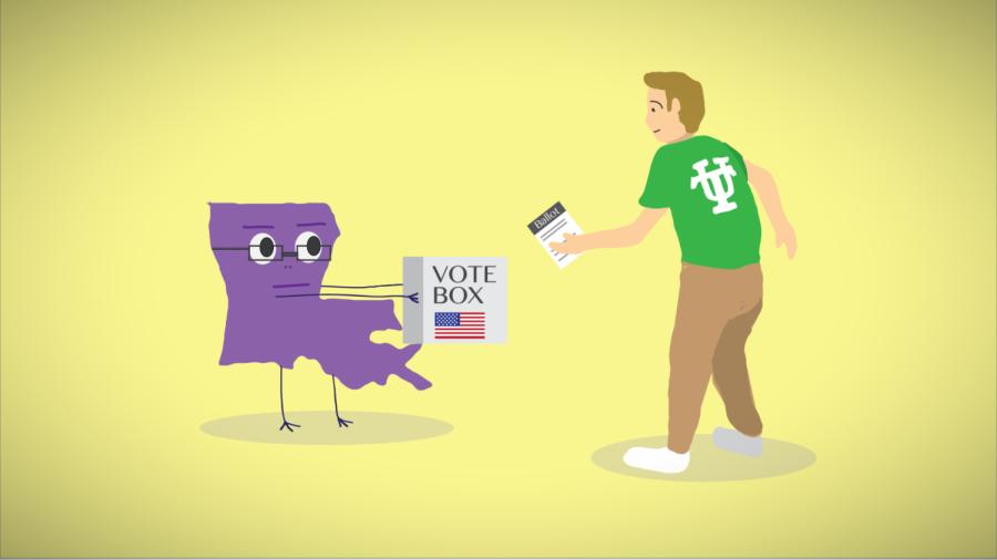 Students must vote strategically to promote progressivism