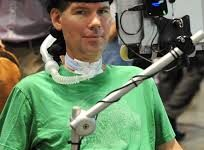 Tulane alumnus and former Saints safety Steve Gleason receives Congressional Gold Medal
