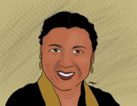 I'd like to think racism doesn't exist, on bell hooks