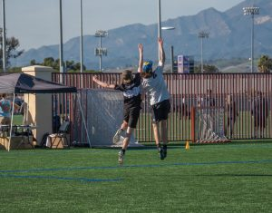 Club ultimate frisbee team set to soar