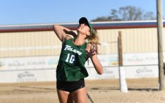 The ball is back in play: Beach volleyball sweeps at season opener