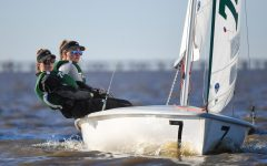 Tulane sailing home to victory in its first regatta