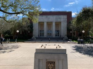 Tulane removes 'plantation bell' from McAlister, cites symbol's connection to slavery