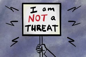 I am not a threat