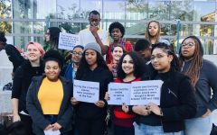 Tulane, Xavier students read poem honoring Black History Month
