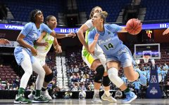 Women's basketball team dribbles to 2020 season's end