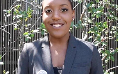 Deja Wells named Newman Civic Fellow