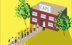 Deficit of CAPS appointments impedes mental health support
