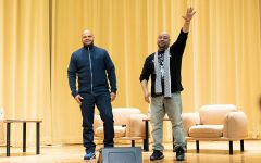 Two of the 'Exonerated Five' address Tulane Community