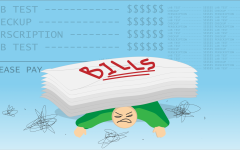 Shortcomings of Tulane Health Center billing