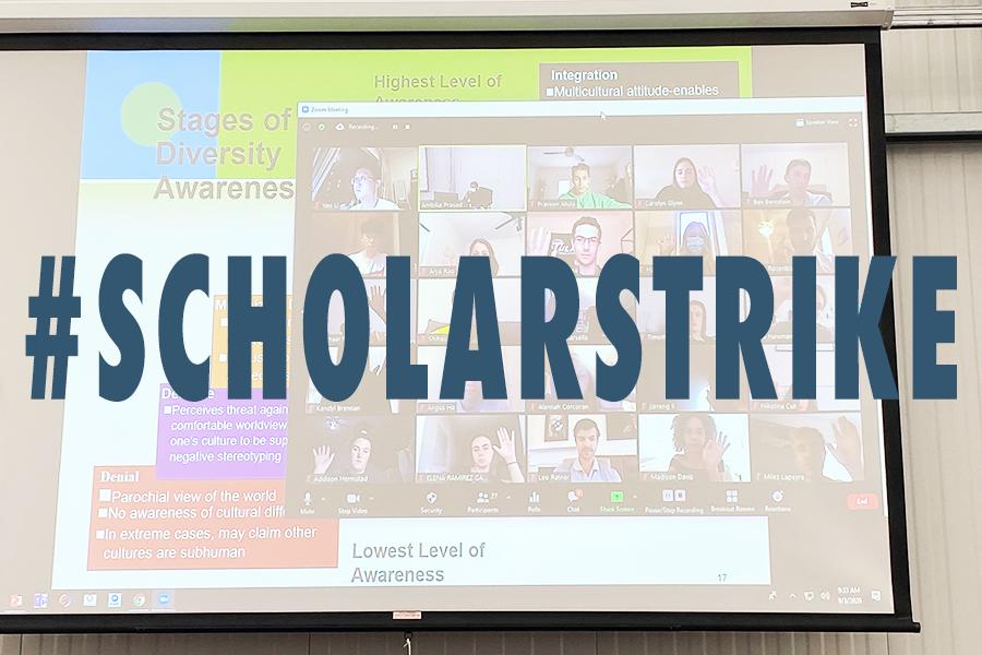 Tulane+professors+participate+in+Scholar+Strike