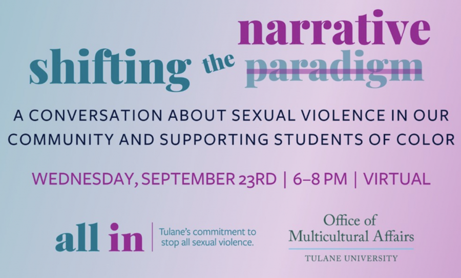 Sixth annual Shifting the Narrative tackles sexual, racial violence on campus