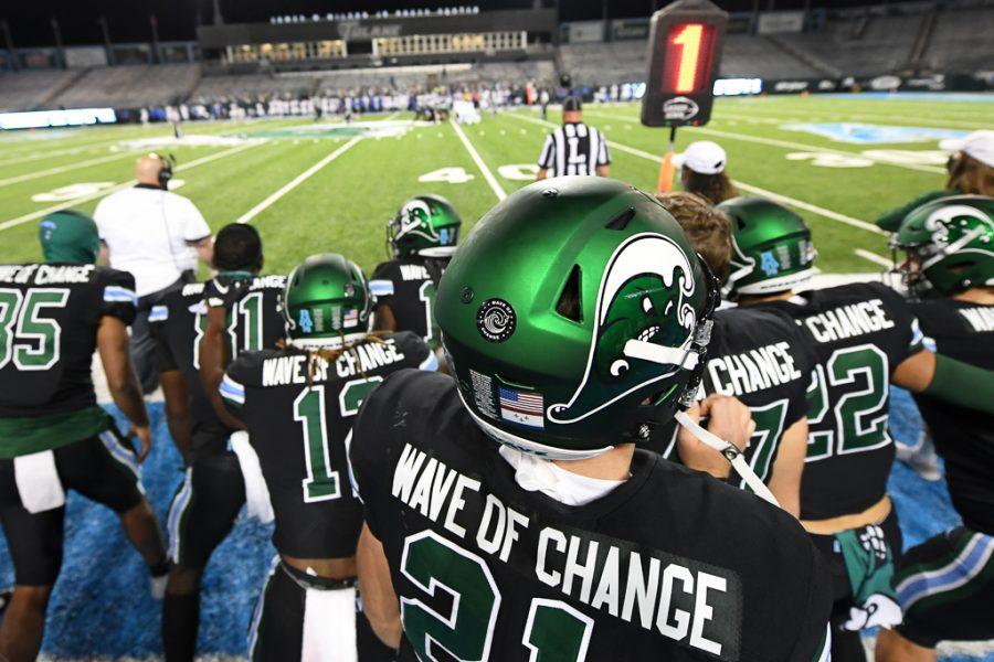 Green Wave football falls to SMU in Tulane's third loss this season