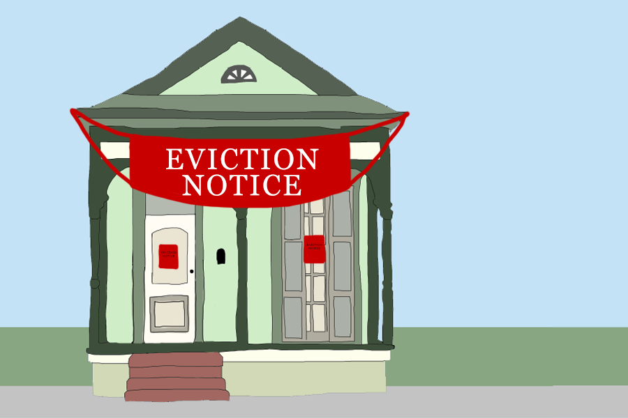 EVICTION-house
