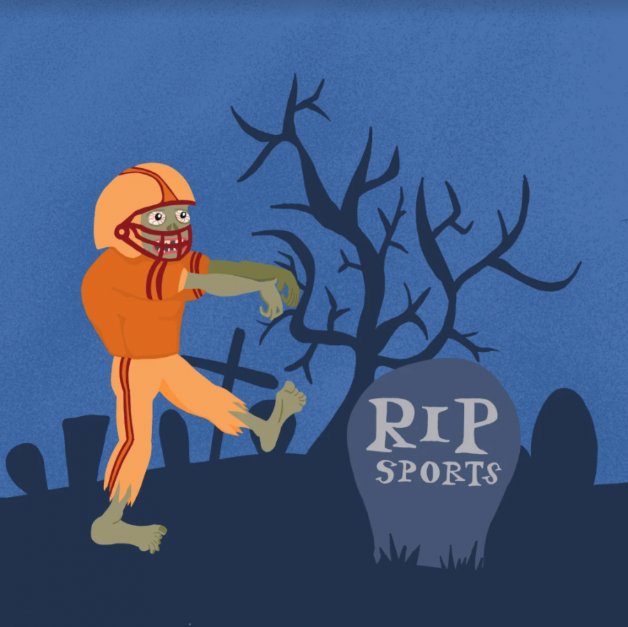 Who knew sports could be so spooky? Some of these comebacks do seem supernatural.