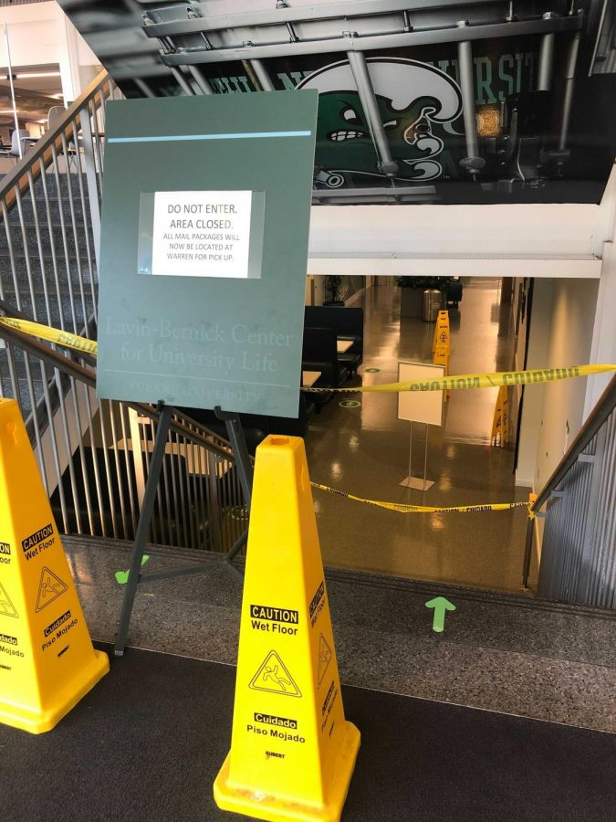 Pump malfunction floods LBC basement, reopening date undetermined